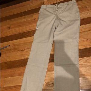 Light khaki dress pants